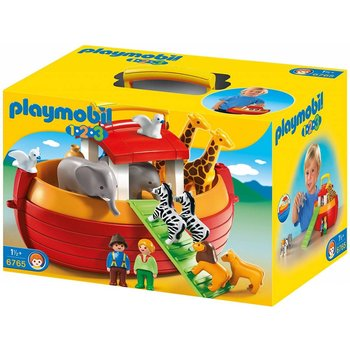 Playmobil 123 My Take Along Noah's Ark