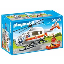 Playmobil Emergency Rescue Helicopter