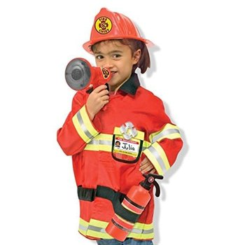 Melissa & Doug Role Play Fire Chief