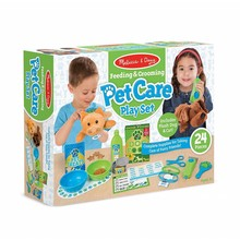 Melissa & Doug Melissa & Doug Play Set Feeding & Grooming