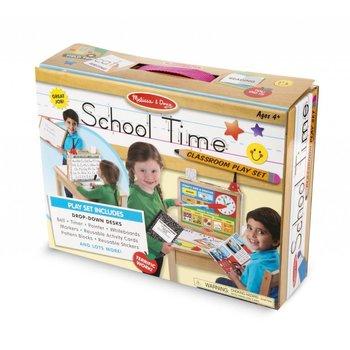 Melissa & Doug School Time Classroom Set