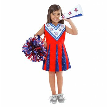 Melissa & Doug Role Play Cheerleader
