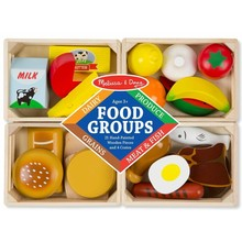 Melissa & Doug Melissa & Doug Play Food Food Groups