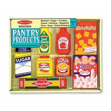 Melissa & Doug Melissa & Doug Play Food Pantry Products
