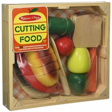 Melissa & Doug Melissa & Doug Play Food Cutting Food