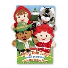 Melissa & Doug Melissa & Doug Hand Puppets Fairy Tale Time