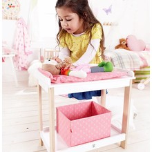 Hape Toys Hape Doll Furniture Wood Changing Table