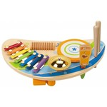 Hape Toys Hape Early Melodies Mighty Mini Band