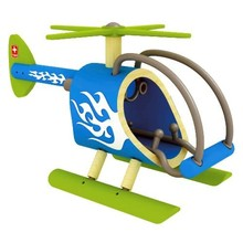 Hape Toys Hape Vehicle Bamboo E-Copter