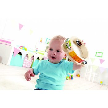Hape Toys Early Melodies Tambourine