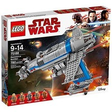 Lego Lego Star Wars Resistance Bomber