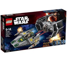 Lego Lego Star Wars Vaders Tie Advanced vs A Wing