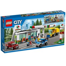 Lego Lego City Town Service Station