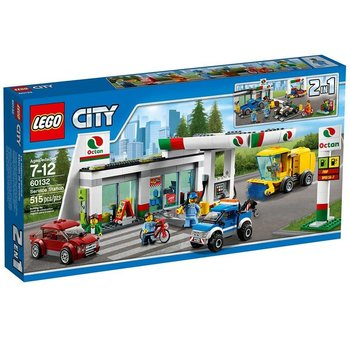 Lego City Town Service Station