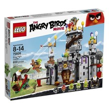 Lego Lego Angry Birds King Pigs Castle