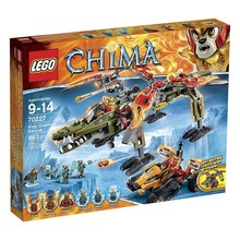 Lego Lego Chima King Crominus' Rescue
