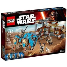 Lego Lego Star Wars Encouter on Jakku