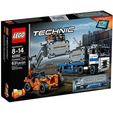 Lego Lego Technic Container Yard