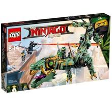 Lego Lego Ninjago Green Ninja Mech Dragon