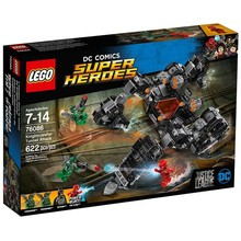 Lego Lego Super Heroes Knightcrawler Tunnel Attack