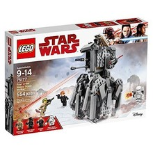 Lego Lego Star Wars First Order Heavy Scout Walker