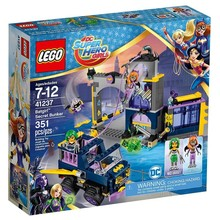 Lego Lego Super Hero Batgirl Secret Bunker