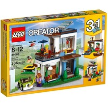 Lego Lego Creator Modular Modern Home