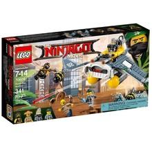 Lego Lego Ninjago Manta Ray Bomber