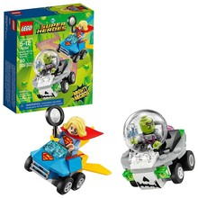 Lego Lego Mighty Micros Supergirl vs Brainiac