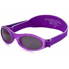 Baby Banz Baby Banz Sun Glasses 0-2yr Purple