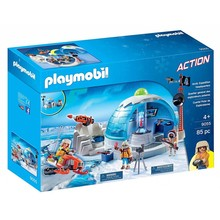 Playmobil Playmobil Arctic Expediton Headquarters