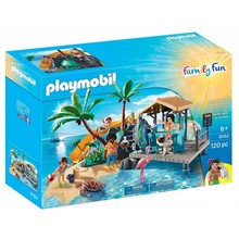 Playmobil Playmobil Cruise Ship Island Juice Bar