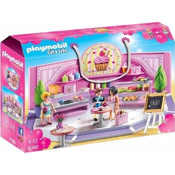 Playmobil Shopping Cupcake Shop