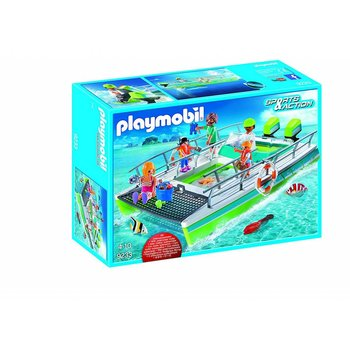 Playmobil Cruise Glass Bottom Boat with Motor