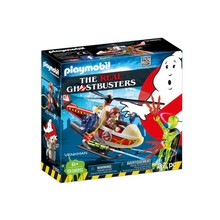 Playmobil Playmobil The Real Ghostbusters Venkman with Helicopter