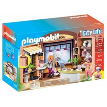 Playmobil Playmobil Play Box: Coffee Shop