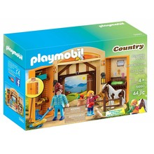 Playmobil Playmobil Play Box: Pony Stable