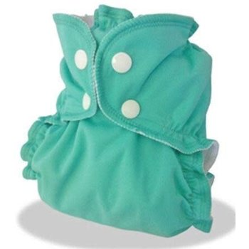 AppleCheeks Swim Diaper Size 2 Green