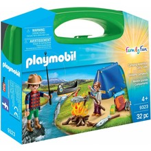 Playmobil Playmobil Carry Case: Camping Adventure