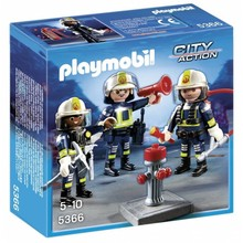 Playmobil Playmobil Fire Rescue Crew