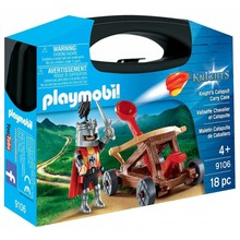 Playmobil Playmobil Carry Case: Knights Catapult