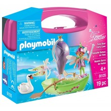 Playmobil Playmobil Carry Case: Fairy Boat
