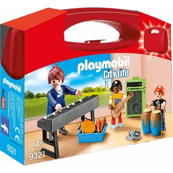 Playmobil Carry Case: Music Class