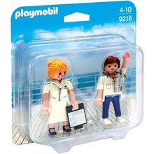 Playmobil Playmobil Duo Pack Cruise Ship Officers