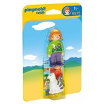 Playmobil Playmobil 123 Woman with Cat