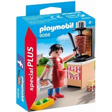 Playmobil Playmobil Special Kebob Vendor