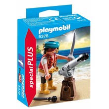 Playmobil Playmobil Pirate with Cannon