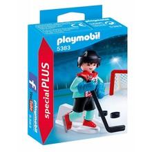 Playmobil Playmobil Ice Hockey Practice