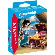 Playmobil Playmobil Special Pirate with Treasure