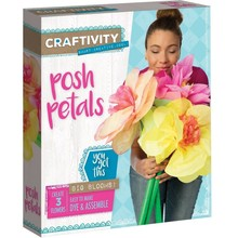 Creativity for Kids CRAFTIVITY POSH PETALS